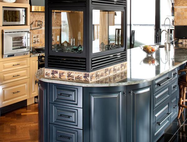 Armoire salle de bain but valdiz for Armoire de cuisine bleu antique